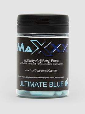 Extrait de baie de goji homme MaXXX Blue (45 gélules), Ultimate Blue