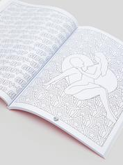 Lovehoney Position of the Week Colouring Book, , hi-res