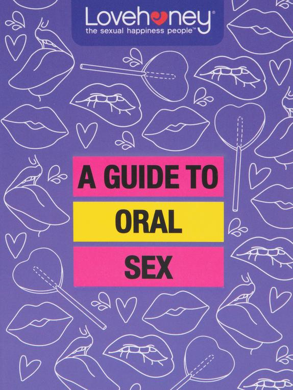 Lovehoney Guide to Oral Sex, , hi-res