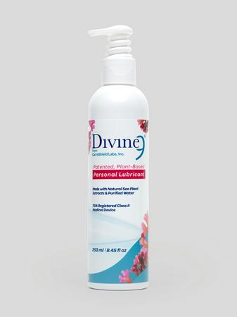 Divine 9 Water Based Lubricant 8.4oz