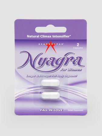 Nyagra Herbal Supplement for Women (2 Pills)