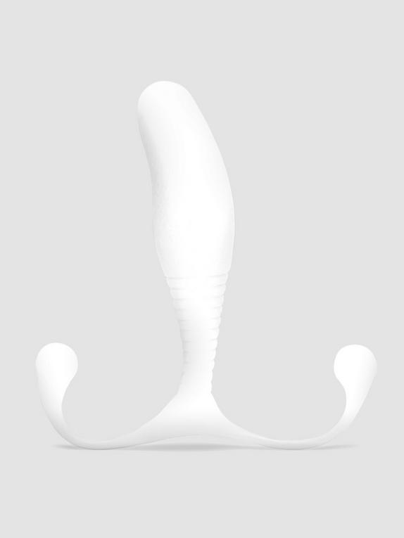 Aneros Trident MGX Prostate Massager, White, hi-res