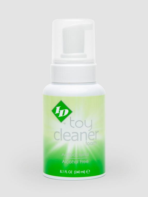 ID Toy Cleaner Antibacterial Foam 8.1 fl oz, , hi-res