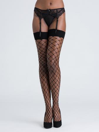 Lovehoney Mindful ECONYL® Fishnet Stockings