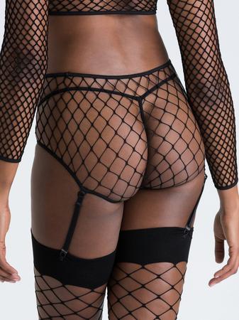 Lovehoney Mindful ECONYL® Fishnet Panties