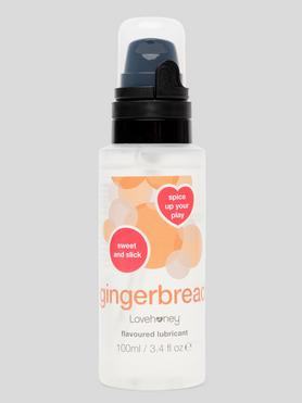Lovehoney Gingerbread Flavoured Lubricant 100ml
