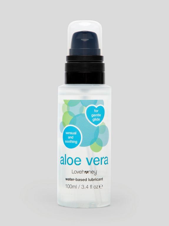 Lubrifiant intime aloe vera 100 ml, Lovehoney, , hi-res