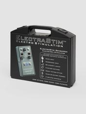 ElectraStim EM140 SensaVox Power Unit Dual Channel Electrosex Kit, Black, hi-res