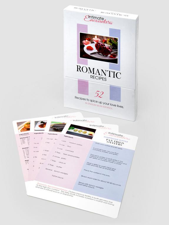 Romantic Recipes (52 Pack), , hi-res