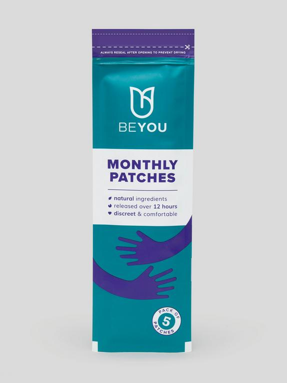 BeYou Monthly Menstruation Patches (5 Pack), , hi-res