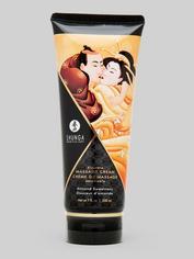 Shunga Almond Sweetness Kissable Massage Cream 200ml, , hi-res