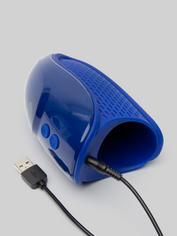 Vibrador masculino de silicona recargable Royal Blue de Lovehoney, Azul, hi-res