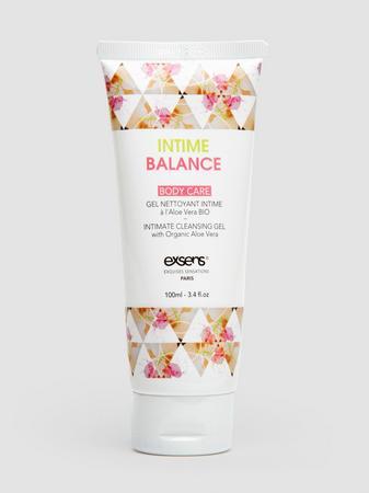 EXSENS Intime Balance Aloe Vera Intimate Cleansing Gel 3.4 fl oz