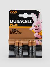 Duracell Plus AAA Batteries (4 pack), , hi-res