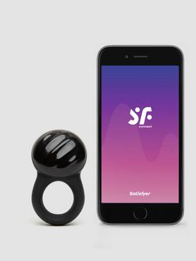 Satisfyer Signet App Controlled Vibrating Cock Ring