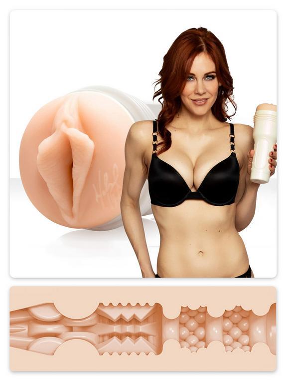 Fleshlight Maitland Ward Toy Meets World Texture, Flesh Pink, hi-res