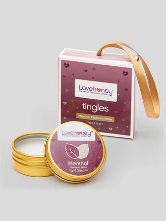 Lovehoney Tingles Menthol Pleasure Balm 0.25oz
