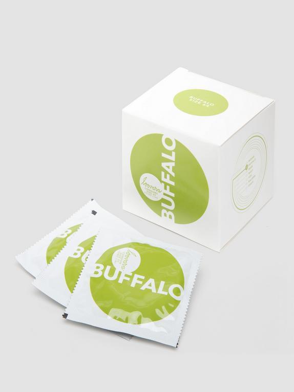 Loovara Buffalo 64-68 mm Condoms (12 Pack), , hi-res