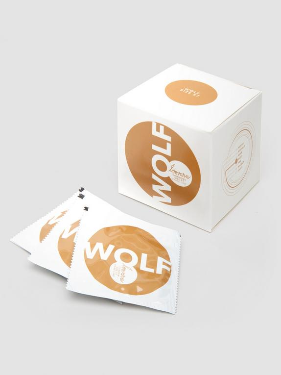 Loovara Wolf 57-59 mm Kondome (12er Pack), , hi-res