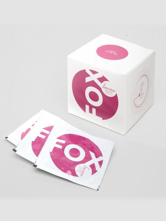 Loovara Fox 53-56mm Condoms (12 Pack), , hi-res