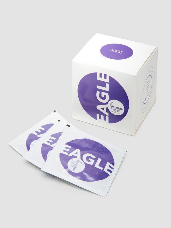 Loovara Eagle 45-47mm Condoms (12 Pack), , hi-res