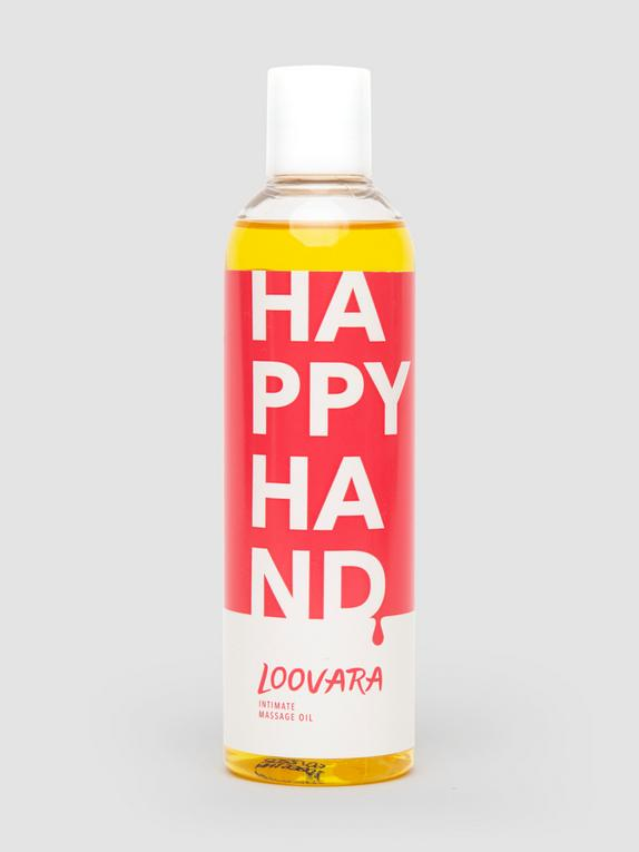 Loovara Happy Hand Odourless Massage Oil 250ml, , hi-res