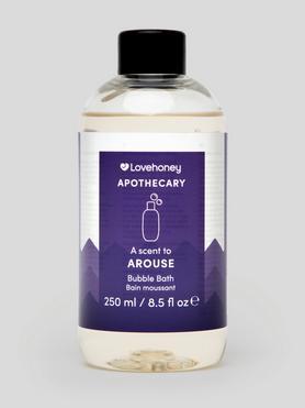 Lovehoney Apothecary Arouse Scent Bubble Bath 250ml