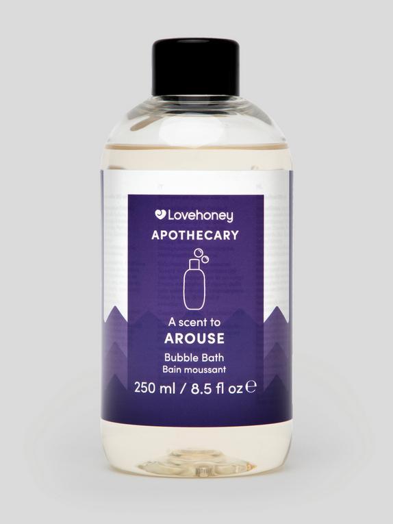 Lovehoney Apothecary Arouse Scent Bubble Bath 250ml, , hi-res
