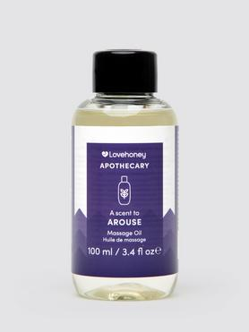 Lovehoney Apothecary Arouse Scent Massage Oil 100ml