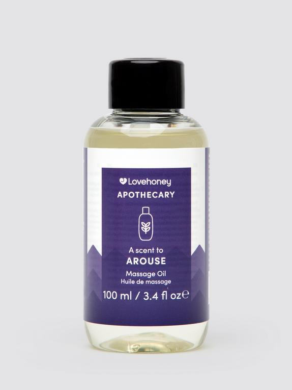 Lovehoney Apothecary Arouse Massageöl 100ml, , hi-res