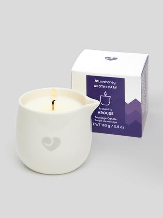 Lovehoney Apothecary Arouse Scent Massage Candle 5.6oz