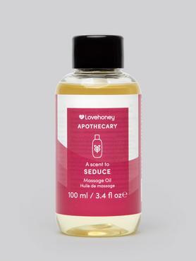 Lovehoney Apothecary Seduce Scent Massage Oil 100ml