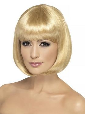 Fever Blonde Bob Wig with Fringe