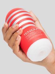 TENGA Original Vacuum Deep Throat Onacup, White, hi-res