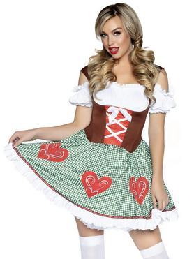 Leg Avenue Bavarian Cutie Costume