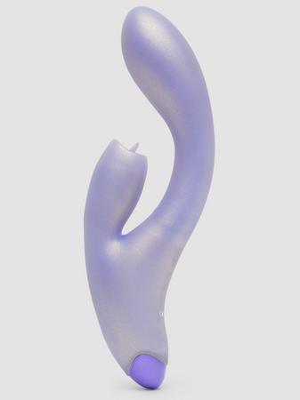 G-Love GKiss Flexible Silicone Flickering Rabbit Vibrator