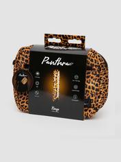 Panthra Nayo Animal Print Rechargeable Bullet Vibrator, Brown, hi-res