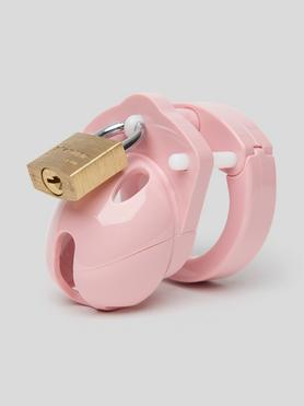 CB-X Mini Me Pink Chastity Cage Kit
