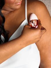 Le Wand Point Luxus-Klitorisvibrator (aufladbar), Pink, hi-res