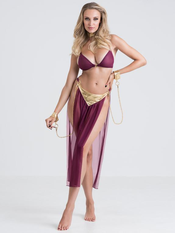 Lovehoney Kostüm Wüstenprinzessin, Violett, hi-res