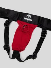 Spareparts Hardwear Unisex Joque Strap-On Harness, Red, hi-res