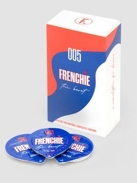 Frenchie The Beret Extra-Thin Vegan Latex Condoms (12 Pack)