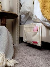 Womanizer Bedside Caddy Sex Toys Storage Bag, , hi-res