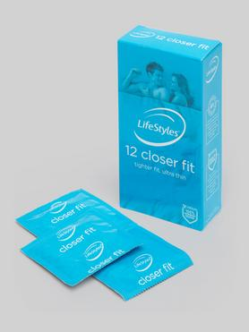 Ansell Lifestyles Closer Fitting Condoms (10 Pack)