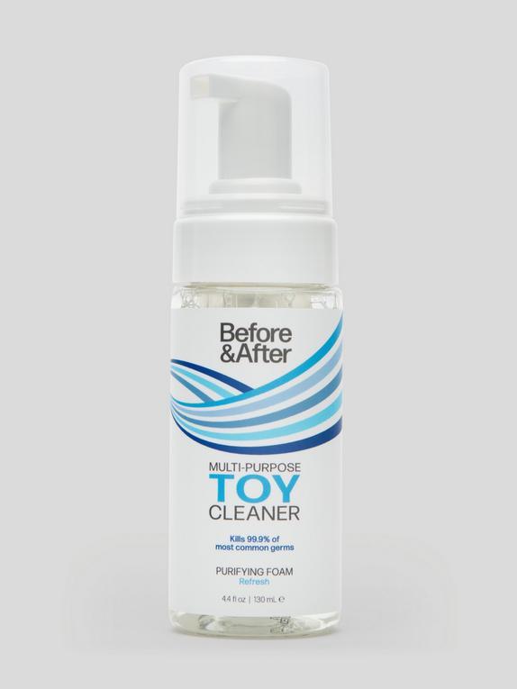 Before & After Foaming Toy Cleaner 4.3 fl oz, , hi-res