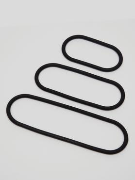 Perfect Fit Wrap Cock Ring Set (3 Pack)