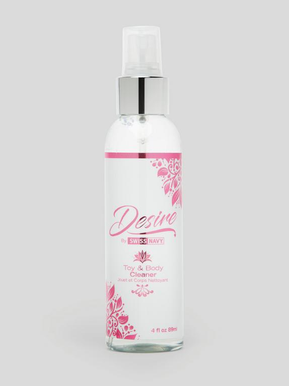 Desire by Swiss Navy Toy and Body Cleanser 4 fl oz, , hi-res