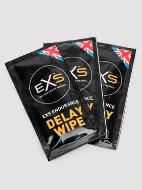 EXS Delay Wipes (6 Pack)