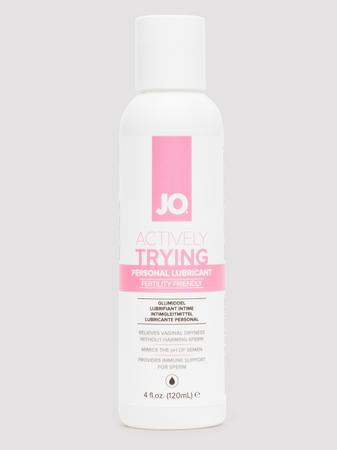 System JO Actively Trying Lubricant 4 fl oz