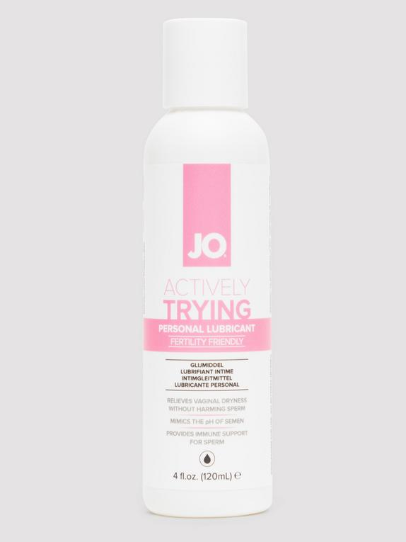 System JO Actively Trying Lubricant 4 fl oz, , hi-res